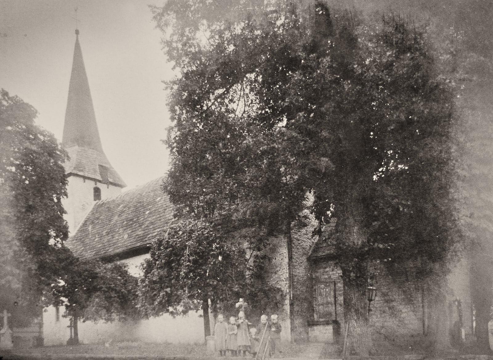 Meintehof/Corveyer Domäne mit Zehntscheune